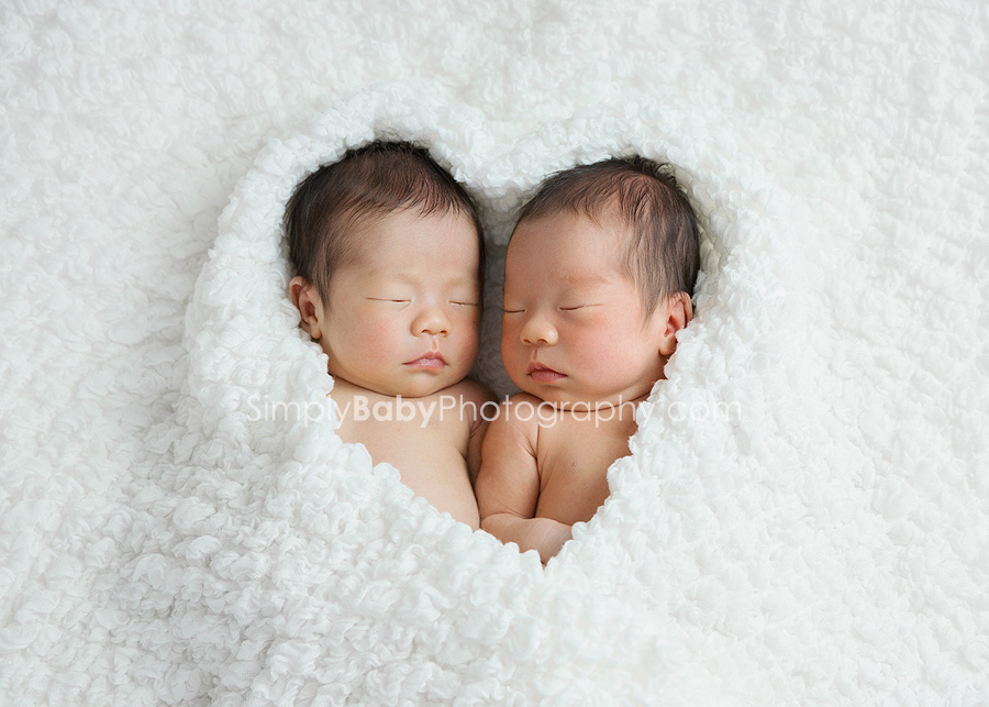 When these little angels arrived at the kailua studio i first thought they had to be identical they were even in the exact same pose in their car seats